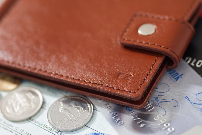 EZcase - Кожаный зажим для денег - купить мужской и женский